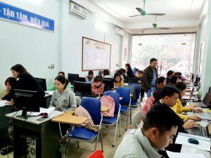 Học kế toán phần mềm tại Thanh Hóa