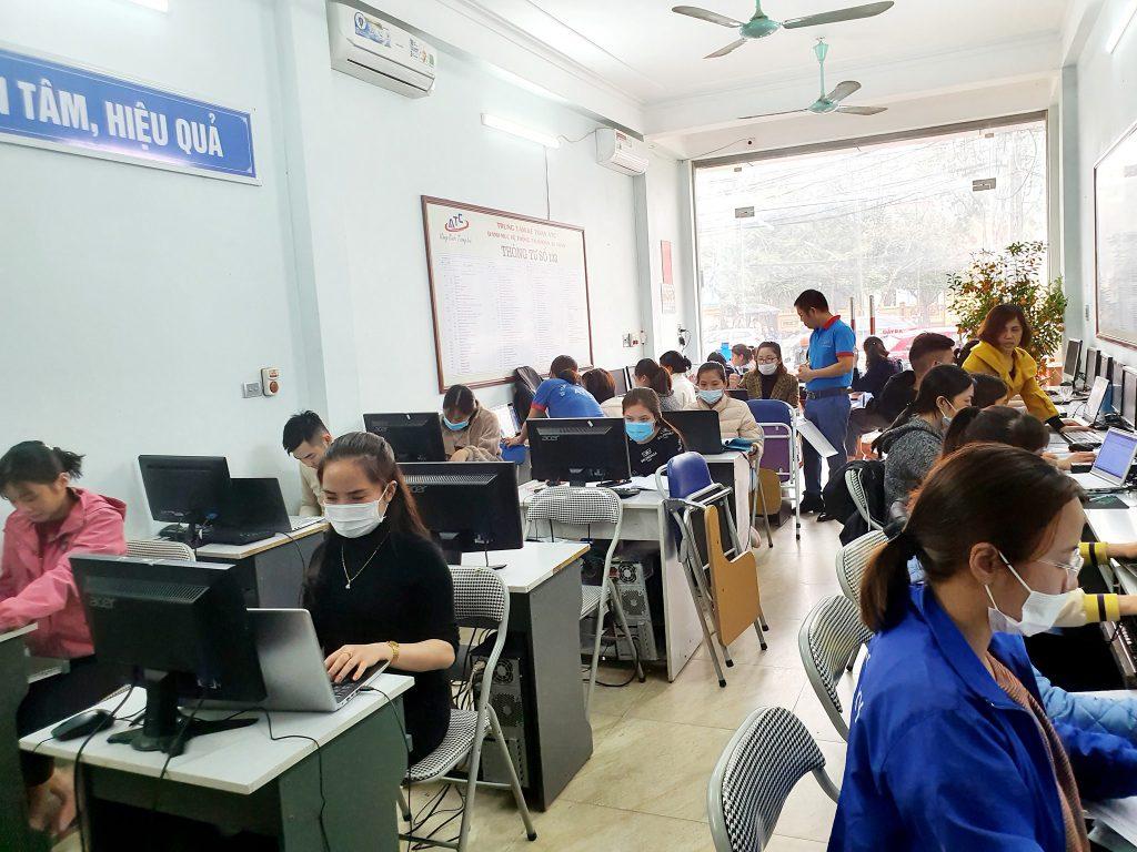 trung tâm kế toán thực hành ở Thanh Hóa