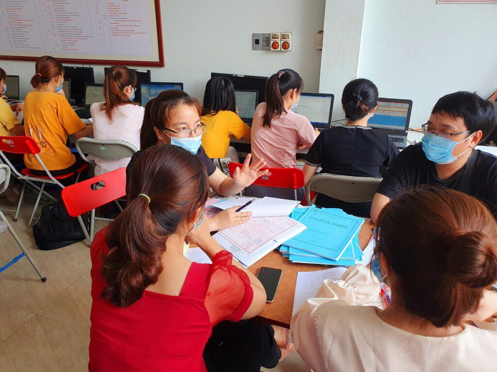dạy kế toán uy tín tại Thanh Hóa