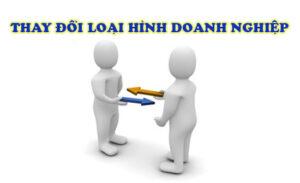 Thủ tục chuyển đổi loại hình doanh nghiệp tại Thanh Hóa Chuyển đổi loại hình kinh doanh ở Thanh Hóa