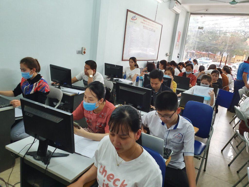 Trung tâm dạy tin học ở Thanh Hóa