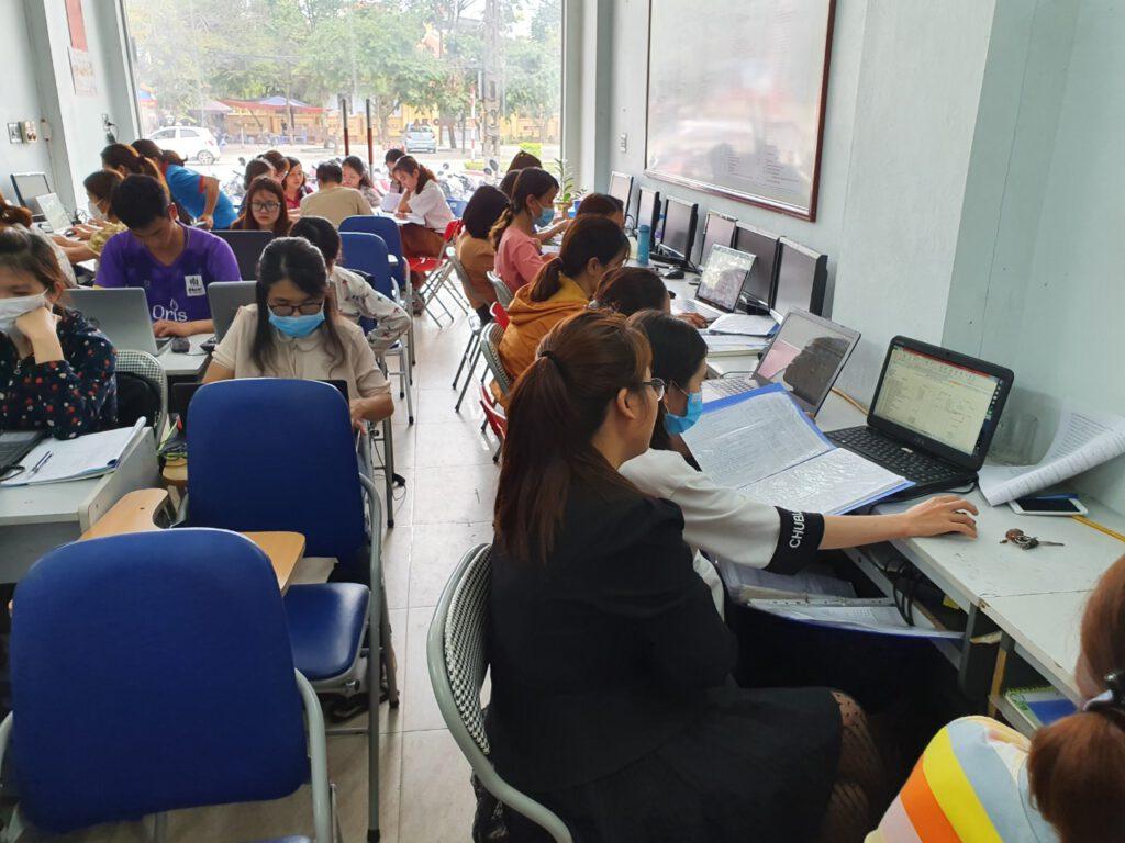 Trung tâm đao tạo tin học tốt nhất Thanh Hóa